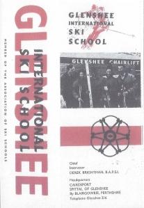 Glenshee Ski School 1964