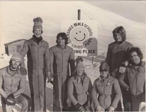 Glenshee Ski School  1979